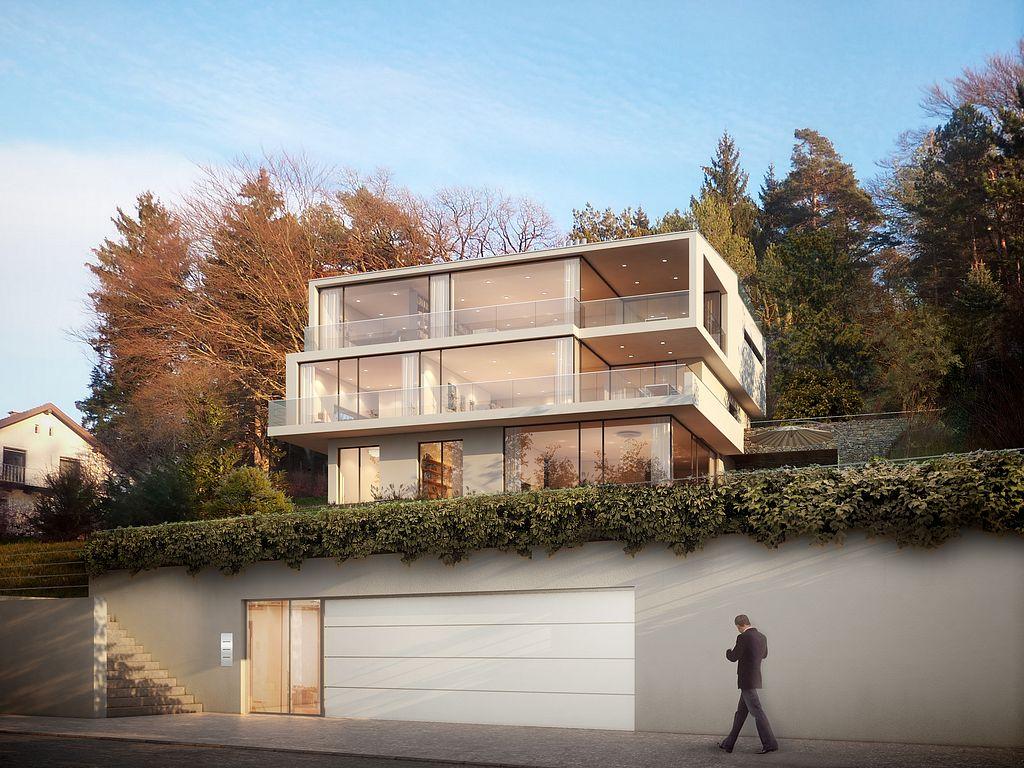 Mehrfamilienhaus | Ammersee @ FormFest – visuelle Kommunikation